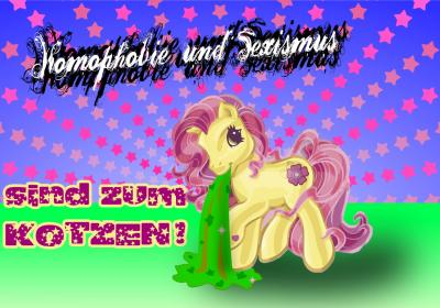 Homophobia-Pony